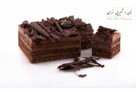 کیک شکلاتی نان تهران