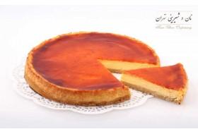 چیز کیک نان تهران
