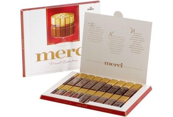merci Chocolate 400 gr surpriseplaza.com