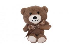عروسک خرس A.M.J نسکافه ای