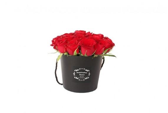 Valentines Day Rose Box