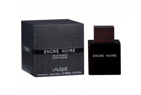 عطر لالیک مشکی Encre Noire