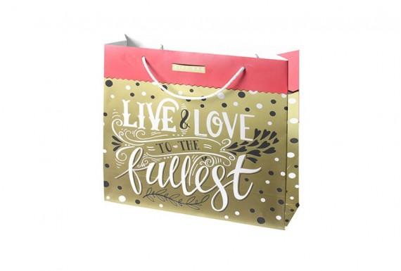 Live & Love Gift Bag