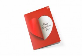 Valentine's day Voice Recording Greeting Card