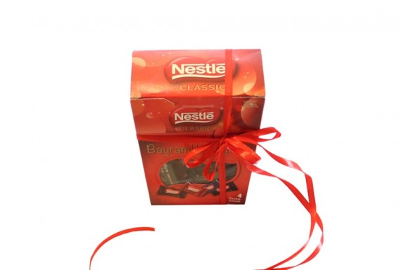 Nesstle classic chocolate