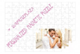 Personalized Magnetic Puzzle