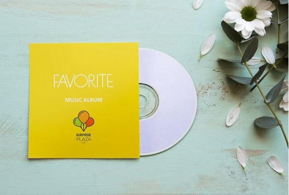 Favorite music album