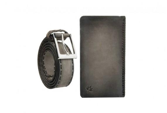 Novin leather set for men