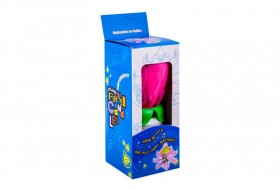 Melody flower birthday candle