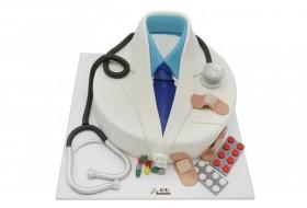 Mr. Doctor Cake