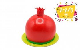 Pomegranate design Cake