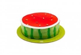 Watermelon design Cake