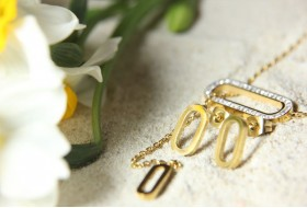 Stainless steel Oval set