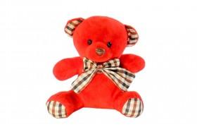 خرس عروسکی قرمز
