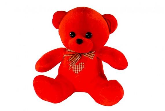 خرس عروسکی قرمز مدل 2