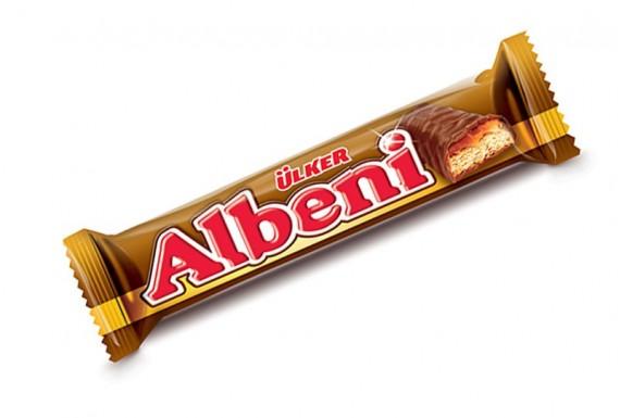 شکلات Albeni