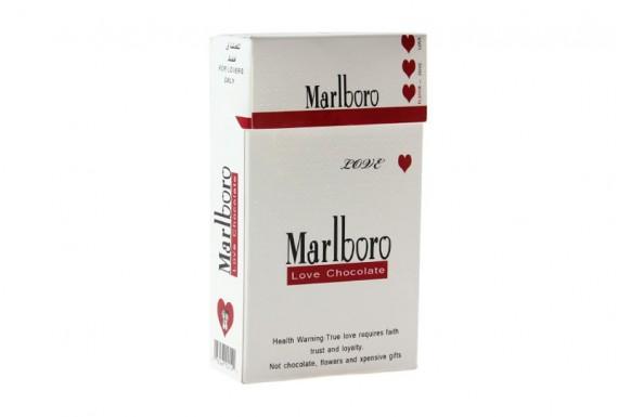 شکلات مدل Marlboro