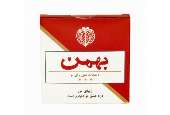 Chocolate Bahman cigarette model