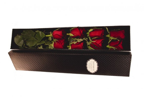 Just for you rose box