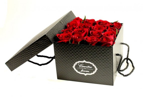 Rose Box No. 12