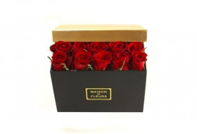 Maison rose box