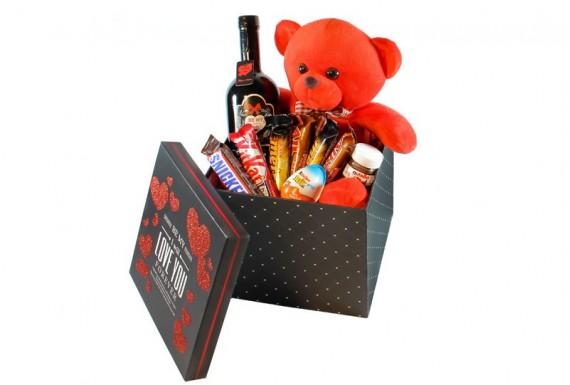 Valentines  Package Model 4