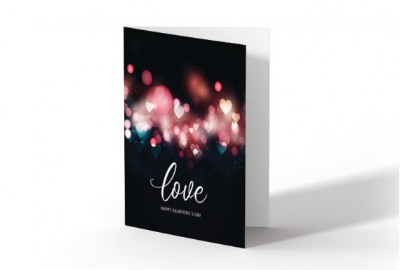 Valentine's day Voice Recording Greeting Card 2