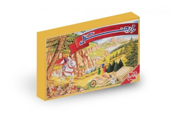 بازی راز جنگل