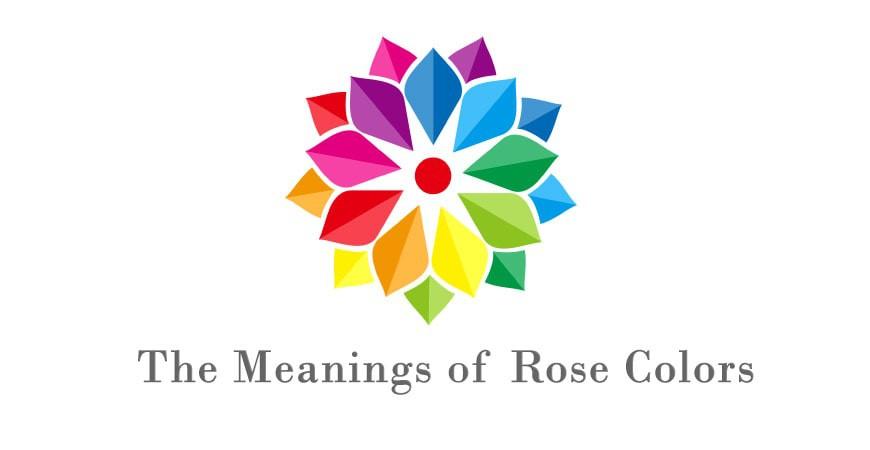 رنگهای مختلف گل رز و معانی آنها